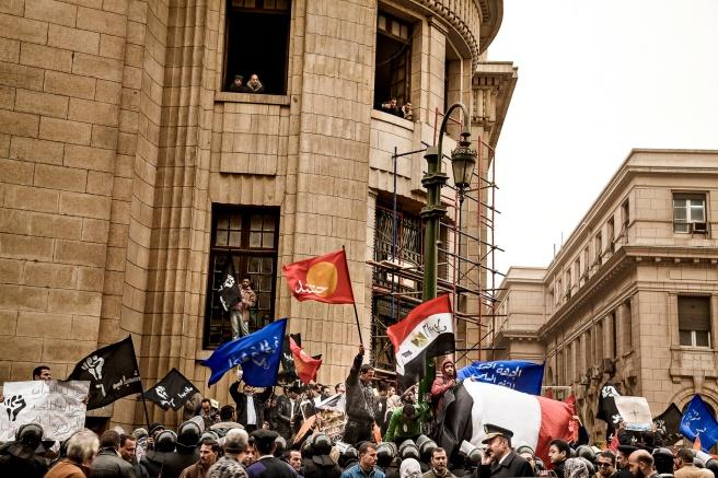 Génération Tahrir