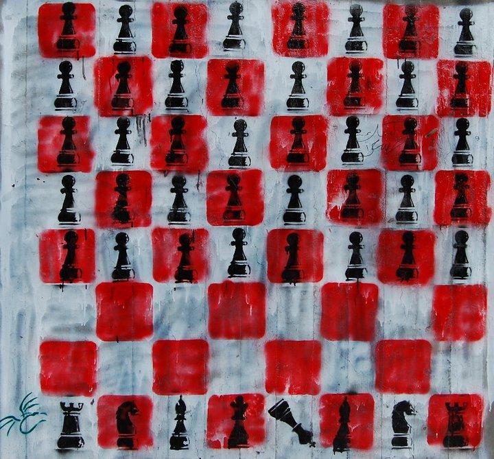التنين شطرنج (3)